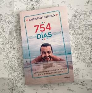 Libro 754 días de Christian Byfield