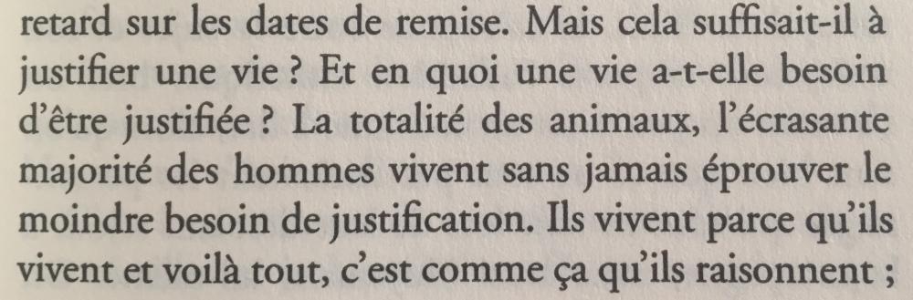 Fragmento del libro Soummision de Michel Houellebecq