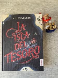 Libro La isla del tesoro de R.L.Stevenson
