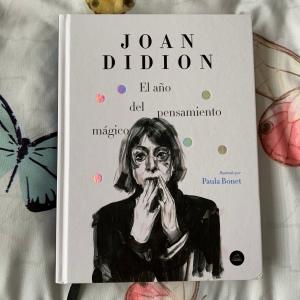 Libro El año del pensamiento mágico de Joan Didion