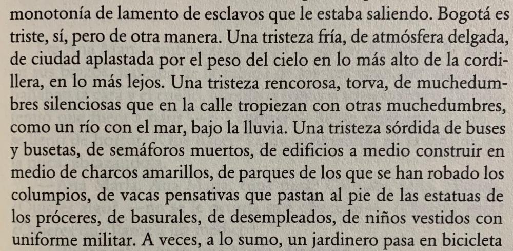 Fragmento del libro Sin remedio de Antonio Caballero