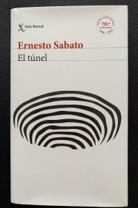 Libro El túnel de Ernesto Sabato