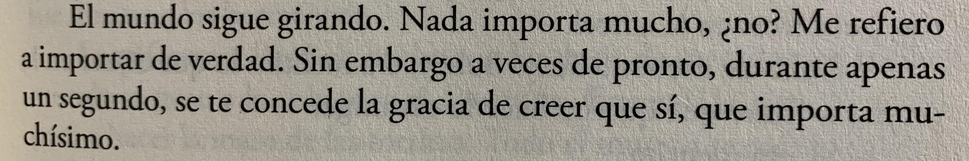 Fragmento del libro Manual para mujeres de la limpieza de Lucia Berlin