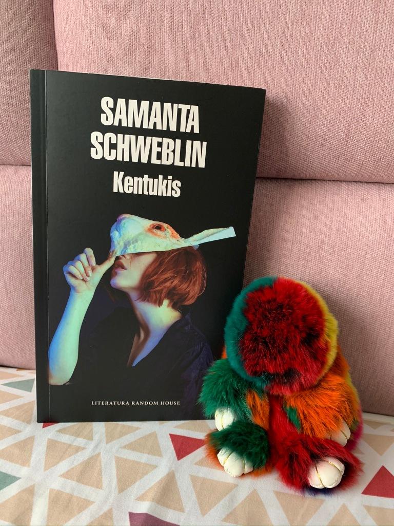 Libro Kentukis de Samanta Schweblin