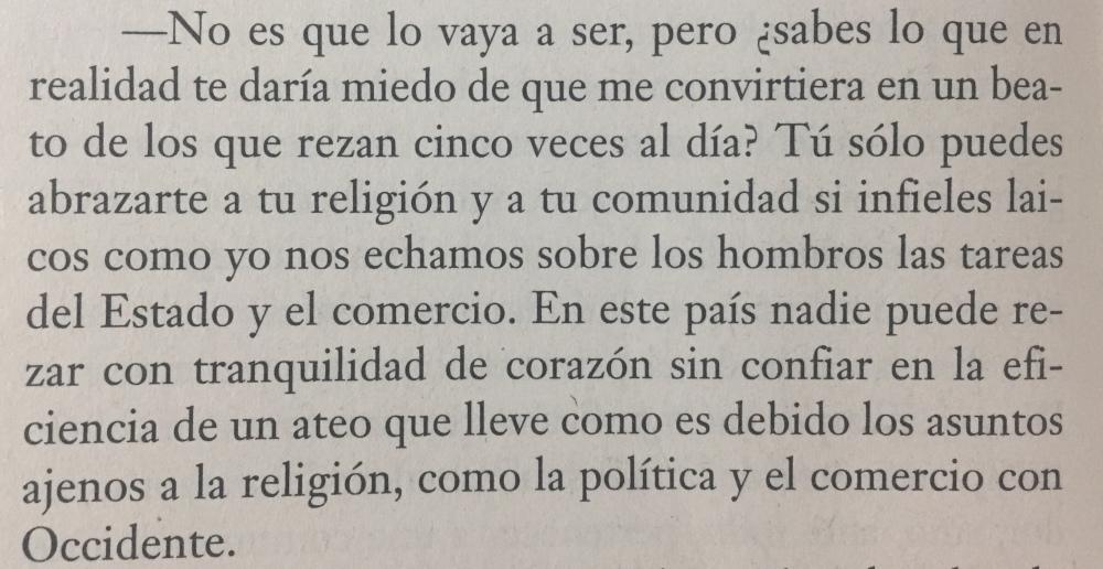 Fragmento del libro Nieve de Orhan Pamuk