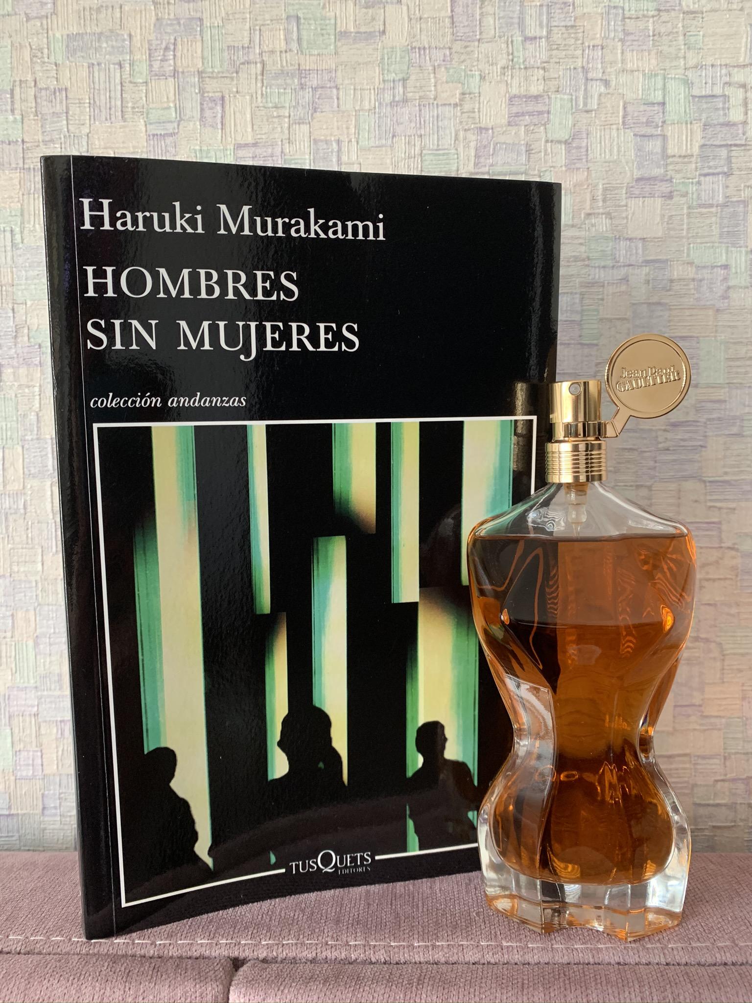 Libro Hombres sin mujeres de Haruki Murakami
