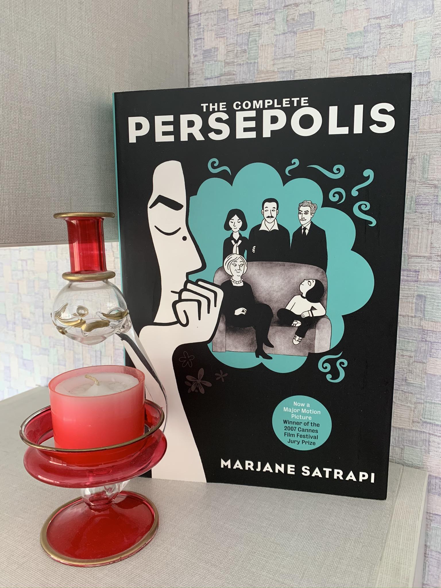 Libro The complete Persepolis de Marjane Satrapi