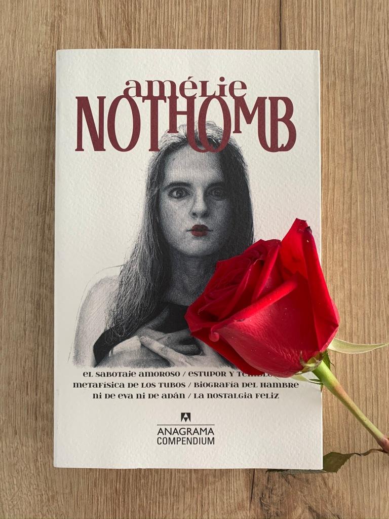 Compendium de Amélie Nothomb