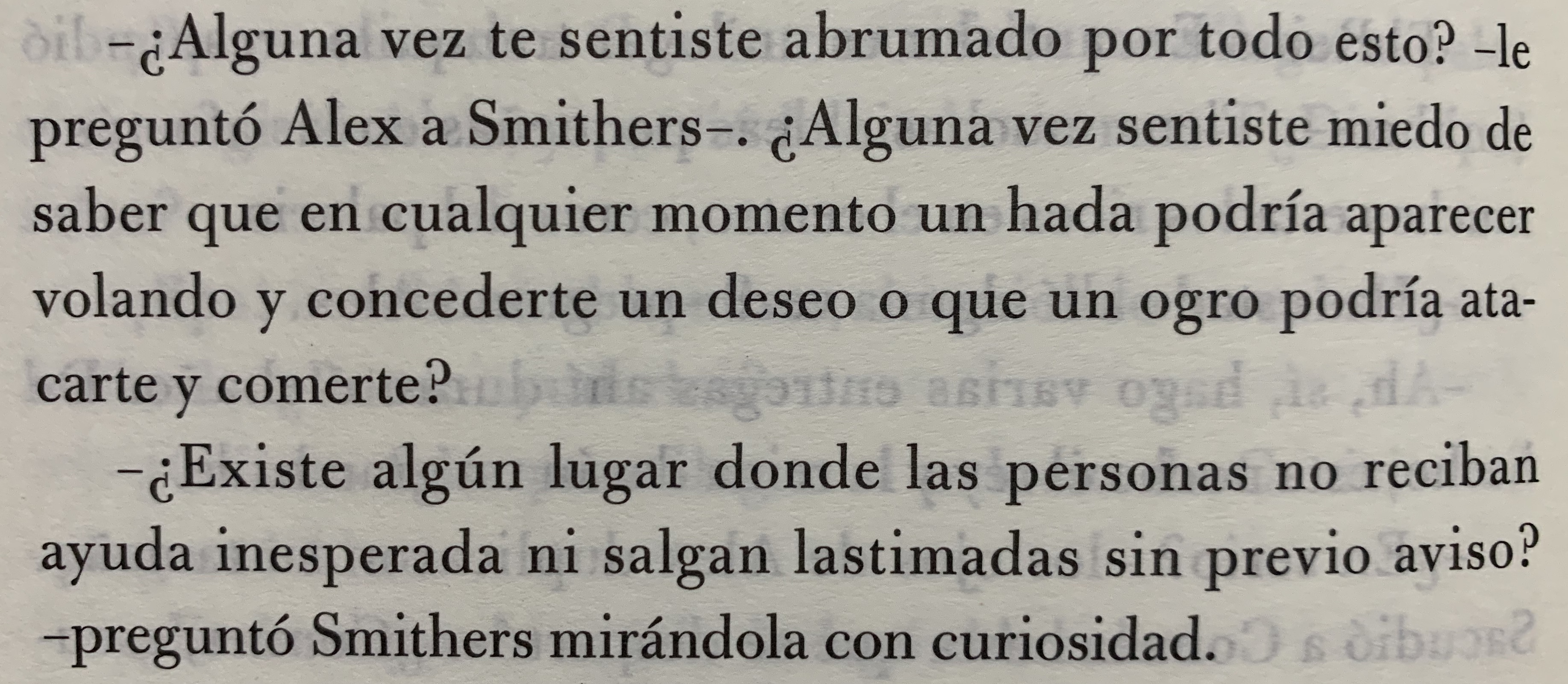 Fragmento del libro El hechizo de los deseos de Chris Colfer