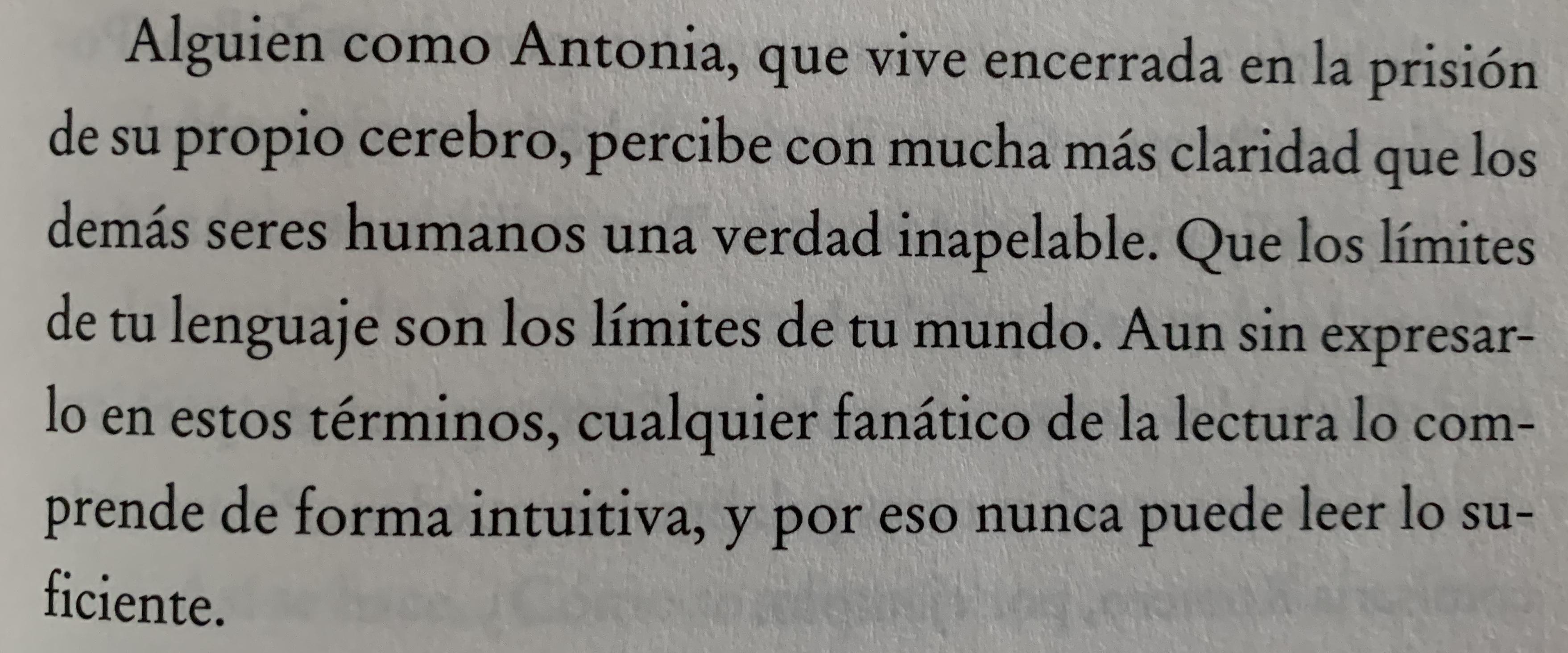 Fragmento del libro Loba negra de Juan Gómez-Jurado