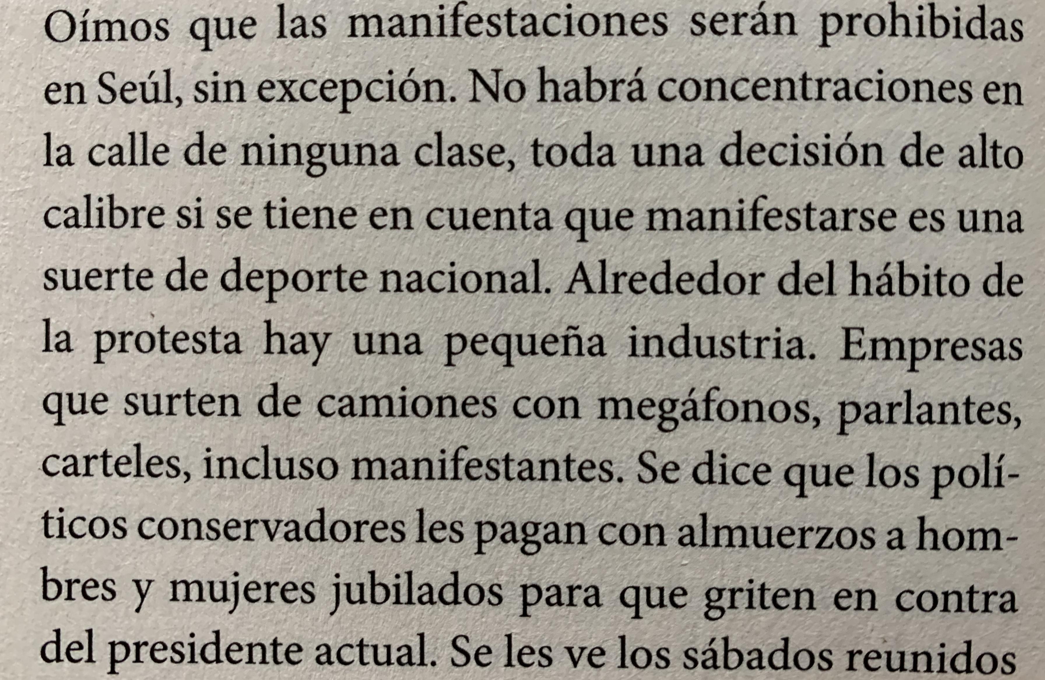 Fragmento del libro Los días de la fiebre de Andrés Felipe Solano