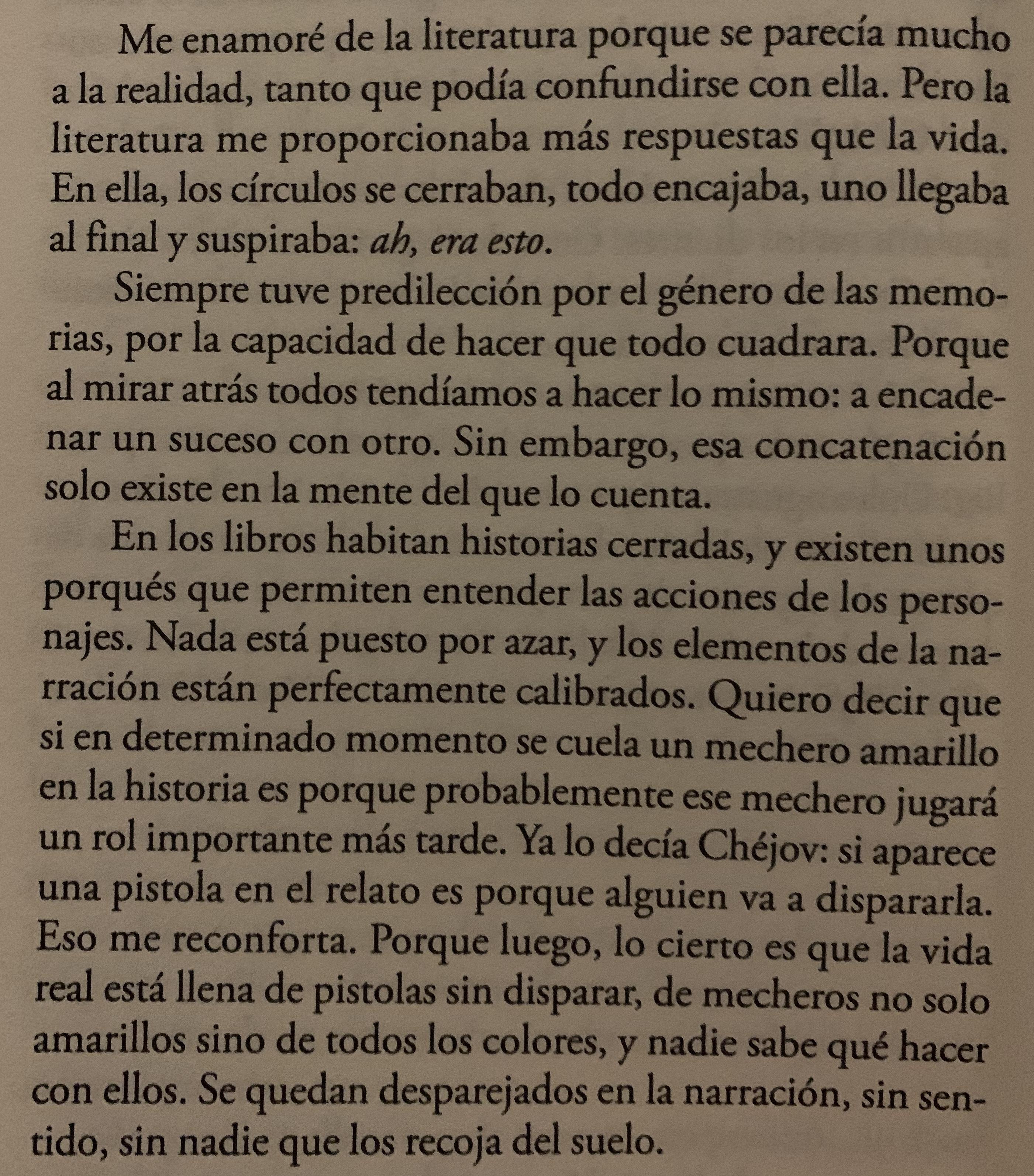 Fragmento del libro Qué vas a hacer con el resto de tu vida de Laura Ferrero