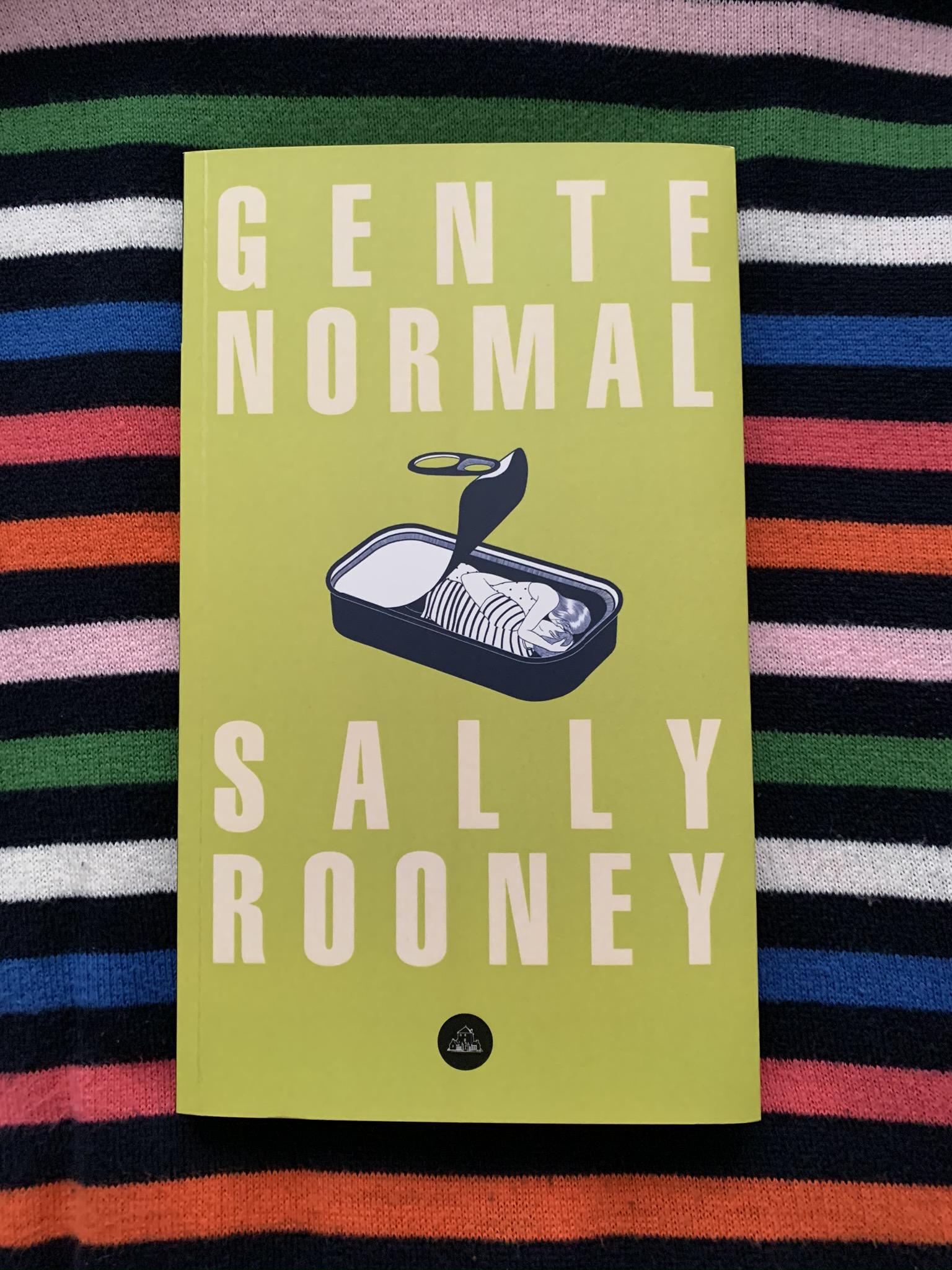 Libro Gente normal de Sally Rooney