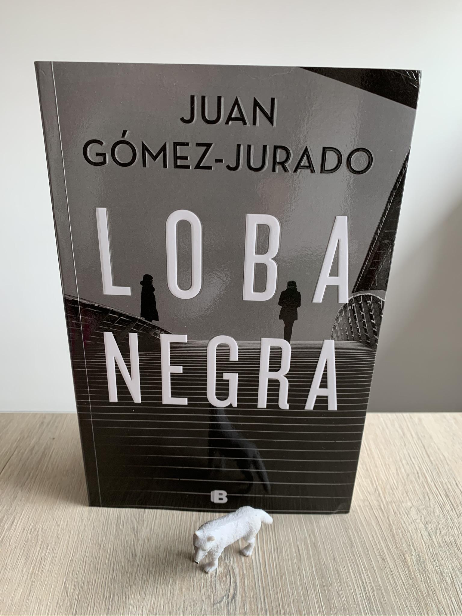 Libro Loba negra de Juan Gómez-Jurado