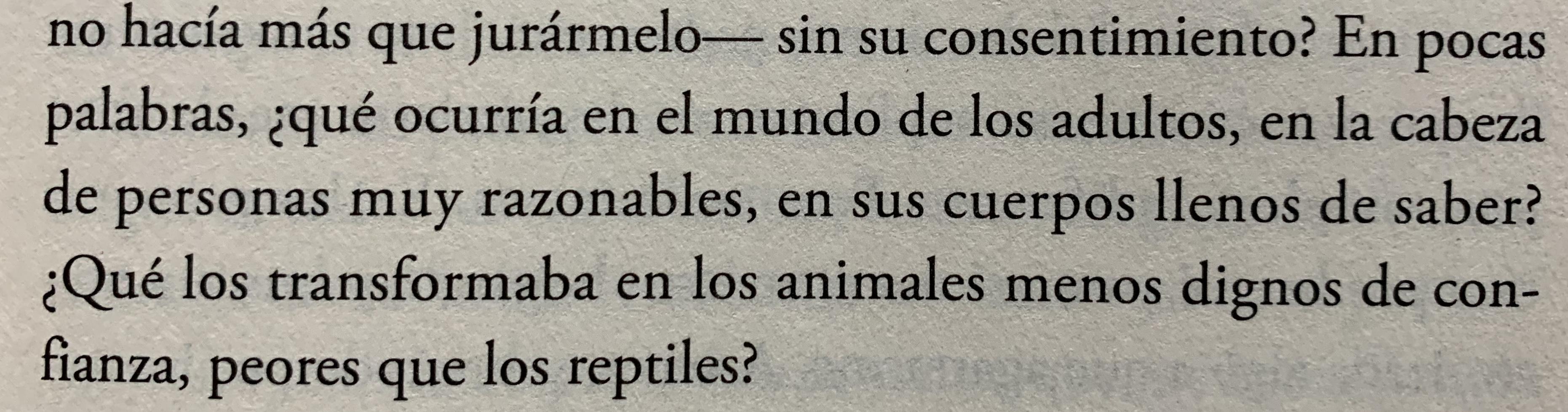 Fragmento del libro La vida mentirosa de los adultos de Elena Ferrante