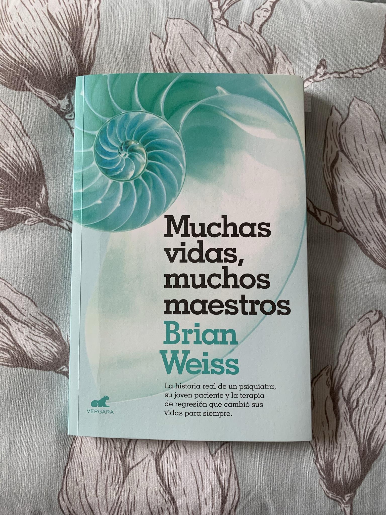 Libro Muchas vidas muchos maestros de Brian Weiss
