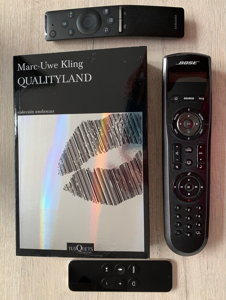 Libro Qualityland de Marc-Uwe Kling