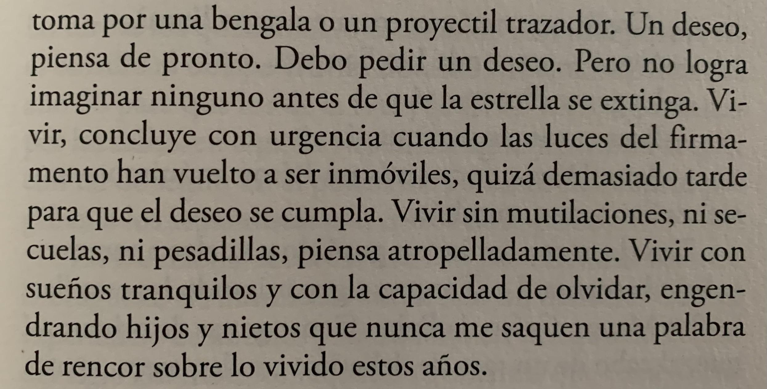 Fragmento del libro Línea de fuego de Arturo Pérez-Reverte